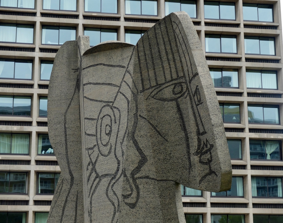 Bust of Sylvette, Picasso