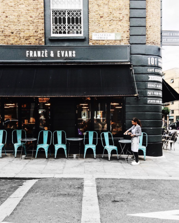 Franze-and-Evans-London